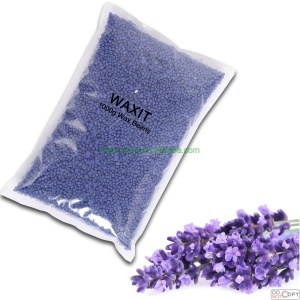 New Depilatory 1000g Wax Pellet Black Brazilian Hot Film Hard Wax Beans For Body Hair Removal No Strip Hard