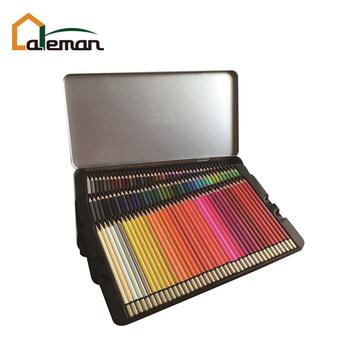 120 Colored Kalemler Kroki Boyama Sayfalari Ve Kitaplar Icin Set