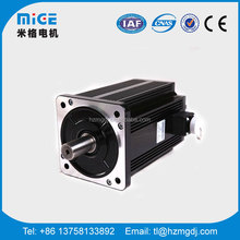 3KW 2000rpm 150mm flange size ac servo motor for machine use