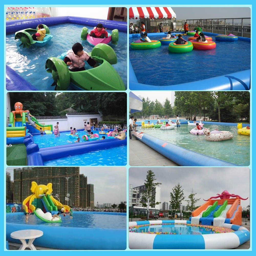 Portable Inflatable Square Swimming Pool Rental Buy