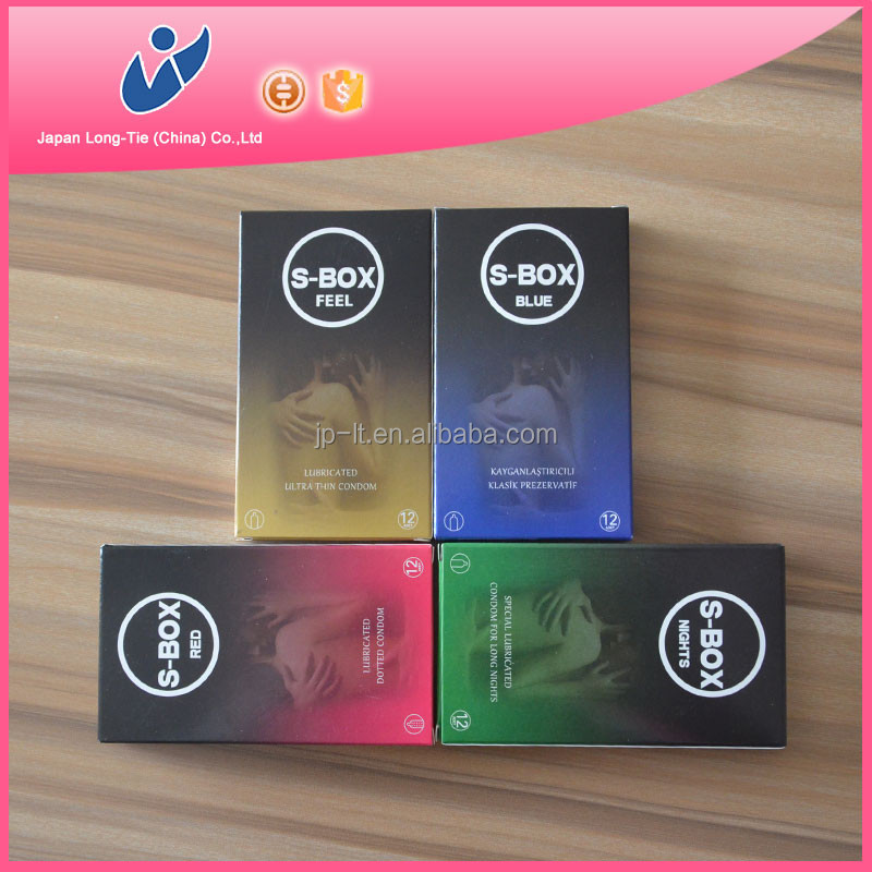 big hard dotted condom world CE ISO approved in private package