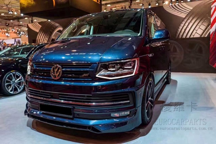 New Arrival ! Pu Body Kit Fit For Vw T6 Tuning Abt Style 2015y~ - Buy T6 Tuning,Abt Style ...