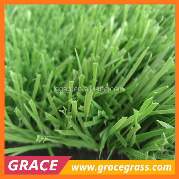 China Supplier W Shape Best Synthetic Grass For Indoor Soccer ...