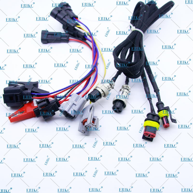 ERIKC common rail injector drive line plugs for common rail injector tester