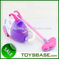 Electriv musical toy vacuum cleaner