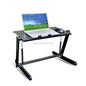 Standing Desk Lifting Laptop Stand Desk Table Height Adjustable Sit
