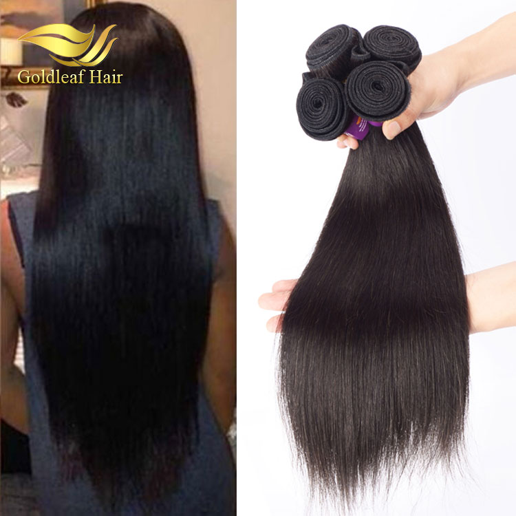 Hair Extension Brazilian Durable Remy Human Hair Hair Weave 100