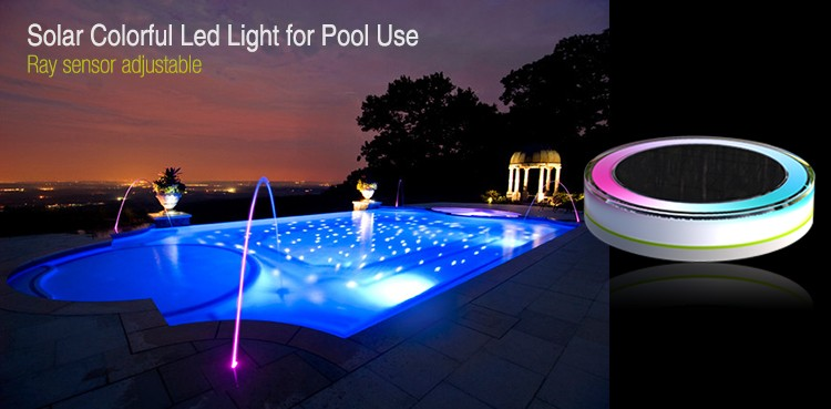 Colorful And Rgb Swimming Pool Lights Floating Lights On The Water With  Remote Control From Eshine Design 2018 - Buy Colorful And Rgb Led Swimming  ...