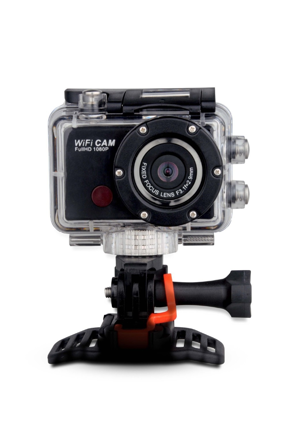 New High Quality WIFI Full HD 1080P 40 Meters Waterproof G386 Sports Digital
