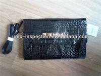 ladies' handbags inspection in China, goods quality control inspection