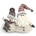 Latest decorative art supplies ornament gift large Christmas Craft