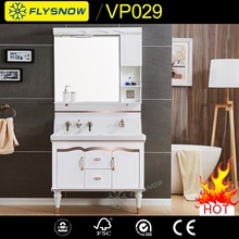Chinese cheap classic bathroom vanity unit