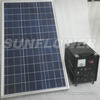 how to make solar power generator