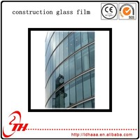 heat insulation anti uv window wall glass decoration film