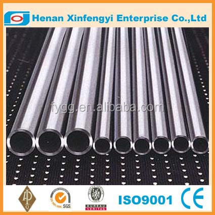 Q195~Q345 Astm A53 Schedule 40 carbon ERW welded steel pipe