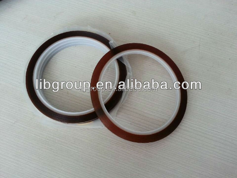 Li ion Battery Material High Temperature Tape for Sealing Battery Tabs
