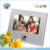 Fashional custom digital love photo frame with music for families