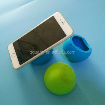 Silicone stand holder for mobile
