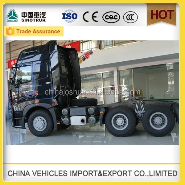 vente directe nouveau sinotruk howo a7 3 essieux 420 ch chinois prix des tracteurs et pi ces d. Black Bedroom Furniture Sets. Home Design Ideas