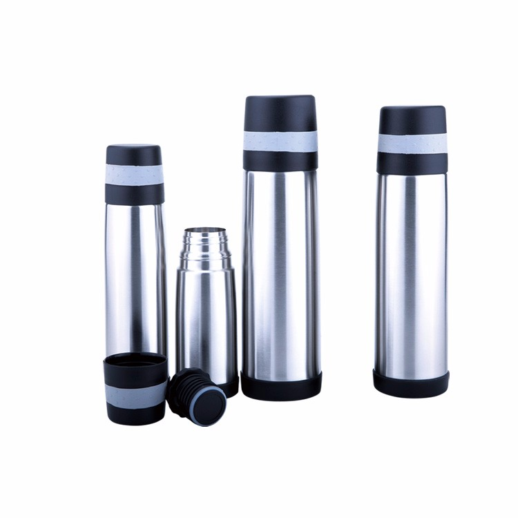 Golden Ware wholesale simple design 500ml mini stainless double wall stainless steel vacuum flask on sale