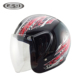 New fashion decals ECE approved German helmets motocross Bluetooth motorcycle riding helmet