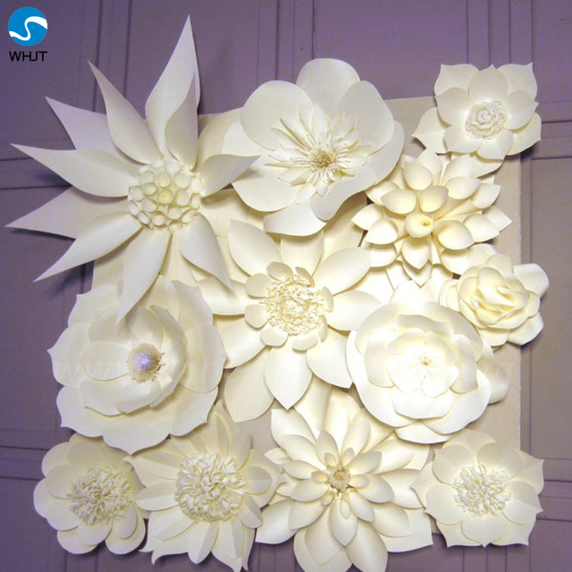 Buy cheap china cut paper flower products find china cut paper wholesale beautiful wedding decoration cutting paper flower for decorations mightylinksfo