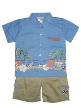 Panama Jack 2 Piece Boys Set