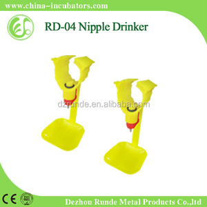 Wholesale price poultry feeder drinker nipple for chicken