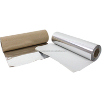 Silver Laminated Aluminium foil Kraft tea bag paper roll