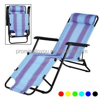 Portable Beach Chair Folding Beach Lounger