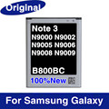 True Original Rechargeable Battery B800BC 3200mAh For Samsung Galaxy Note3 Note 3 N9000 N9002 N9005 N9006