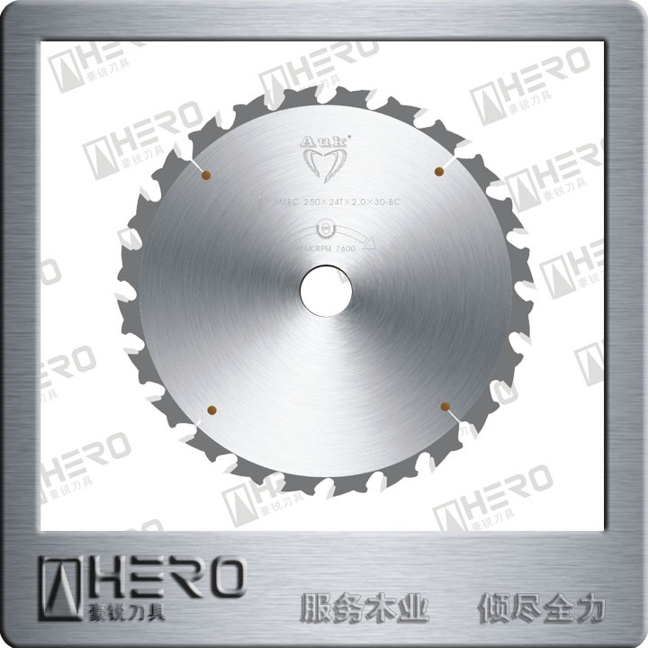 tct saw blade for multriple cutting