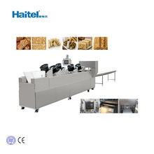 Commercial Popular Automatic Breakfast Cereal Bar Making Machine
