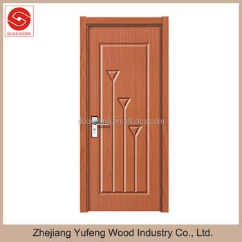 simple indian standard bathroom interior pvc door size buy