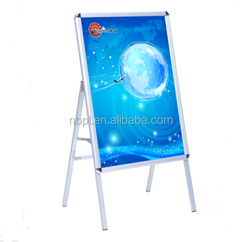 A1 A-board A-frame Pavement Advertising Sign Notice Poster Holder ...