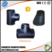 Seamless Butt Welded Carbon Steel Pipe Fittings
