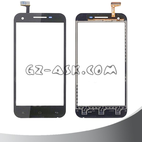 Black color 5.5inch Touch Screen For Blu cell phone spare parts D610 Digitizer