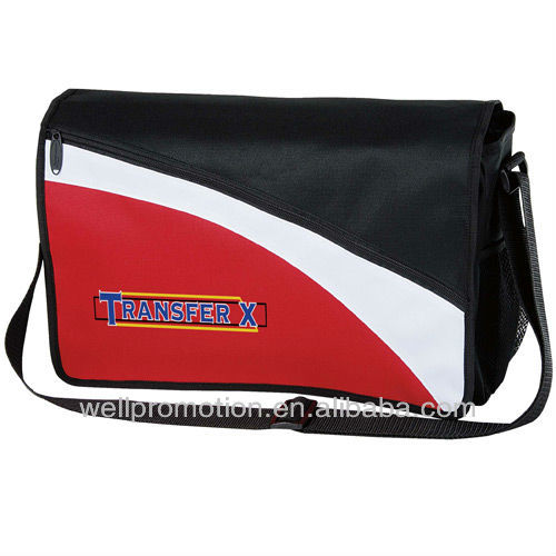 Wellpromotion New developed messenger bag for promotion