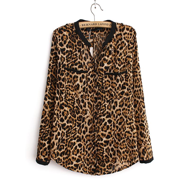 imprim l opard chemises promotion achetez des imprim l opard chemises promotionnels sur. Black Bedroom Furniture Sets. Home Design Ideas