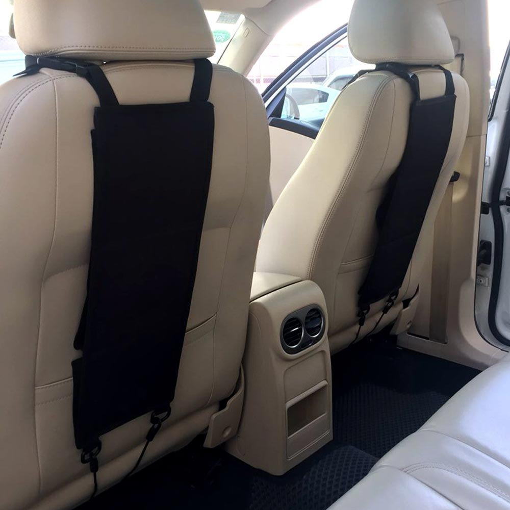 Get Quotations LIVIQILY Front Seat Storage Gun Sling Bag Car Back Shotgun Rifle Rack Case Hunting