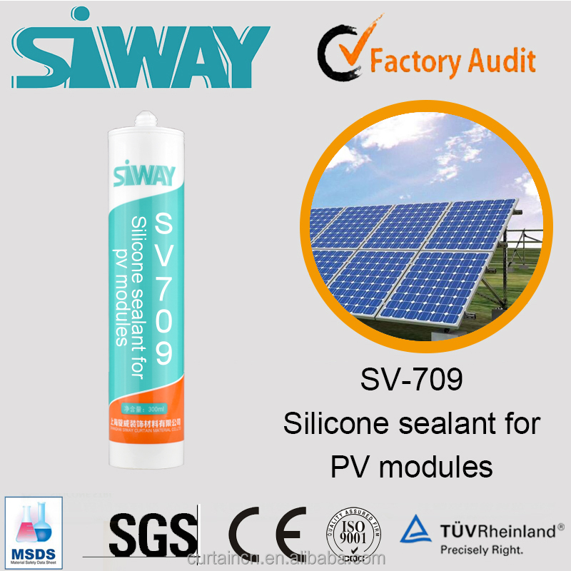 A Hot Solar Module Silicone Sealant in Indian Market