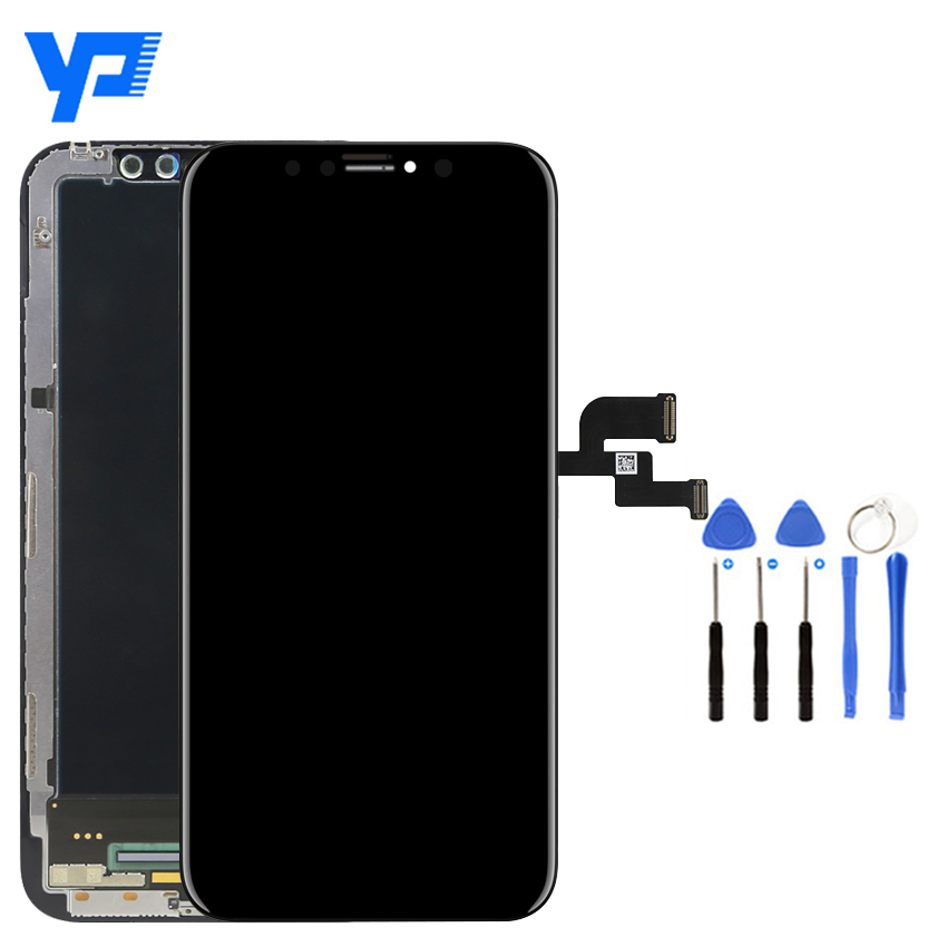 OEM Lcd Assembly Digitizer For iPhone X,Lcd Screen Full Components For iPhone X
