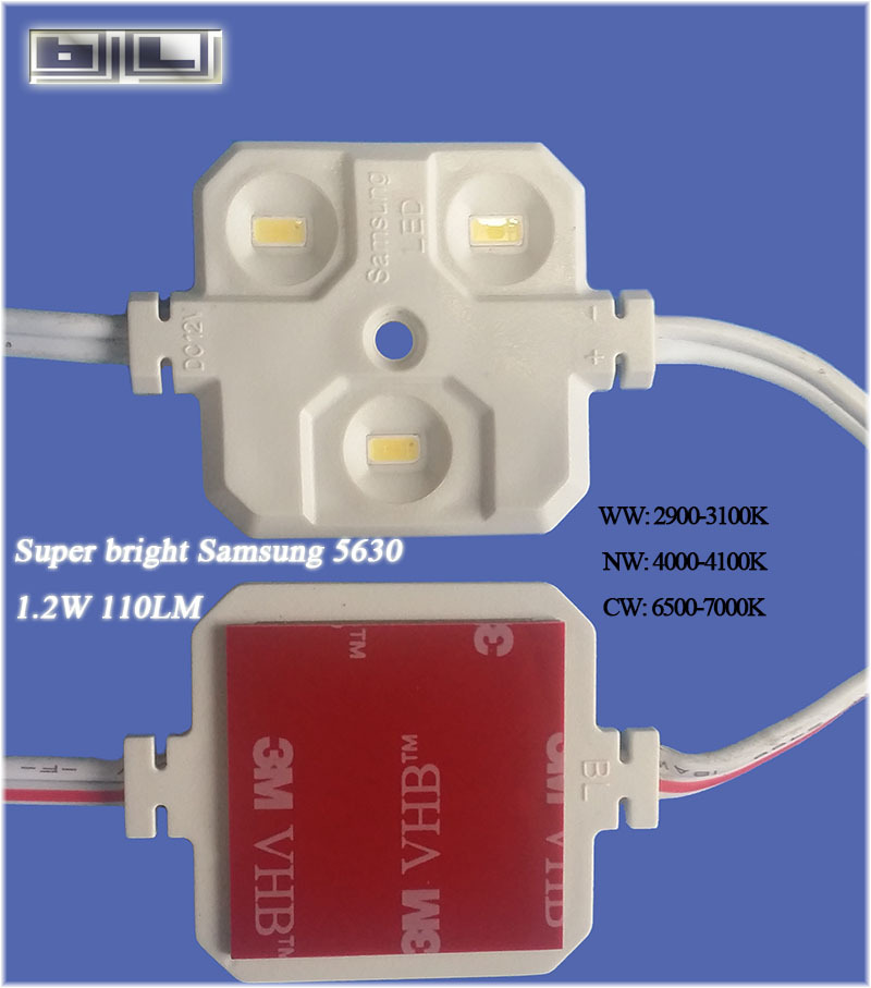 Samsung 5630 Led Smd Led Module Back Lighting Source For Light Box ...