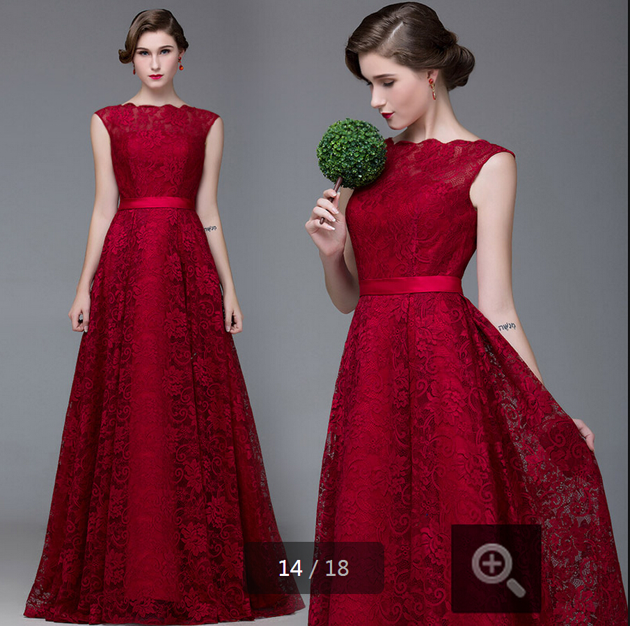 ecc3b739a vestidos guindas de noche
