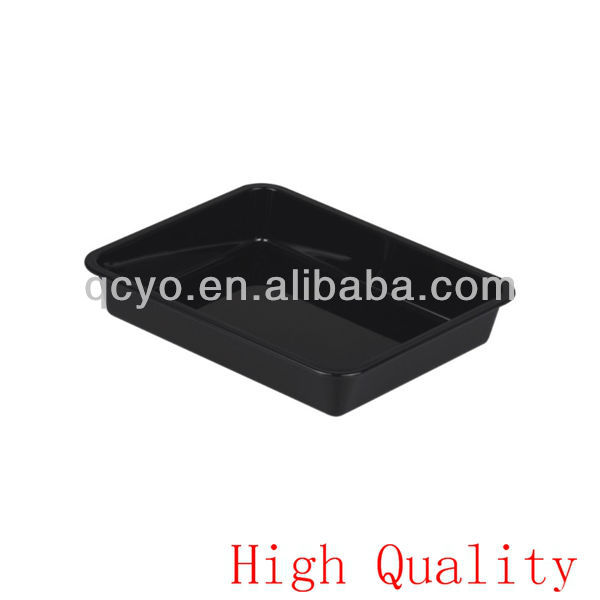 high quality acrylic food tray