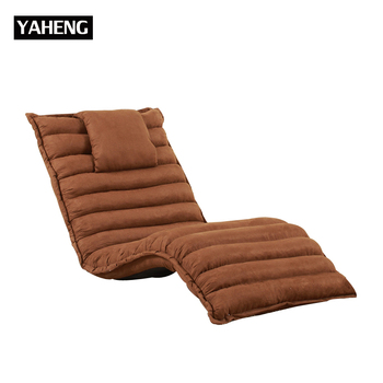 Luxury Living Room Furniture Floor Sofa Reclinable Single Chairs
