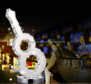 Crystal LED Chandelier Table lamps MA-0117