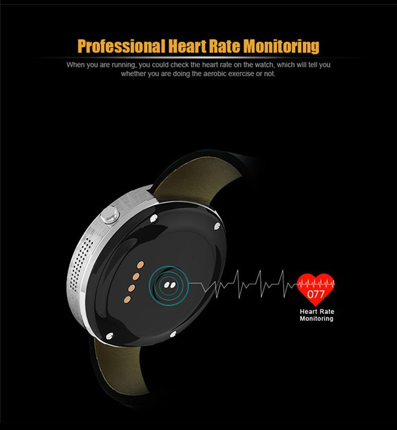 DM360 Bluetooth Smart Watch Health Metal Smartwatch Fitness Tracker App for  ios Android Remote Camera Clock, View Bluetooth Smart Watch DM360 Health