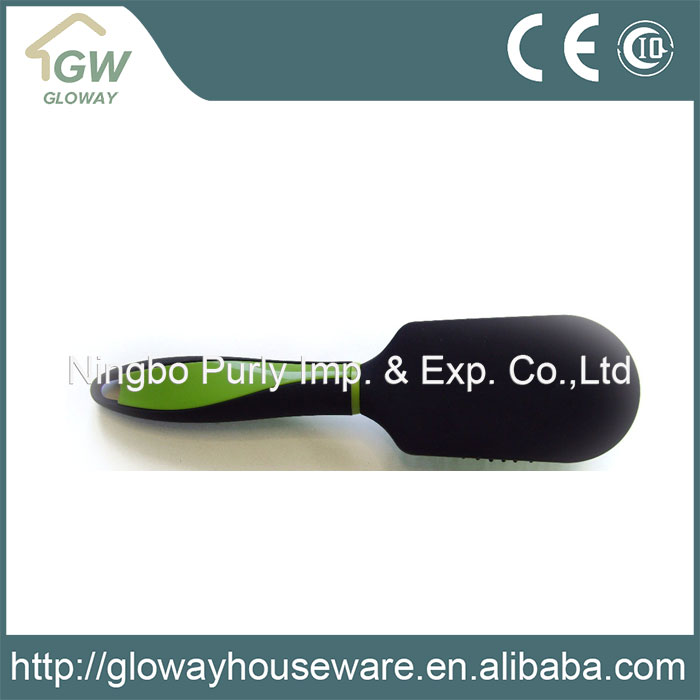 plastic handle cheap folding plastic hair brush for promotion