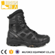 Hi tech army black hunting boots police leather shoe
